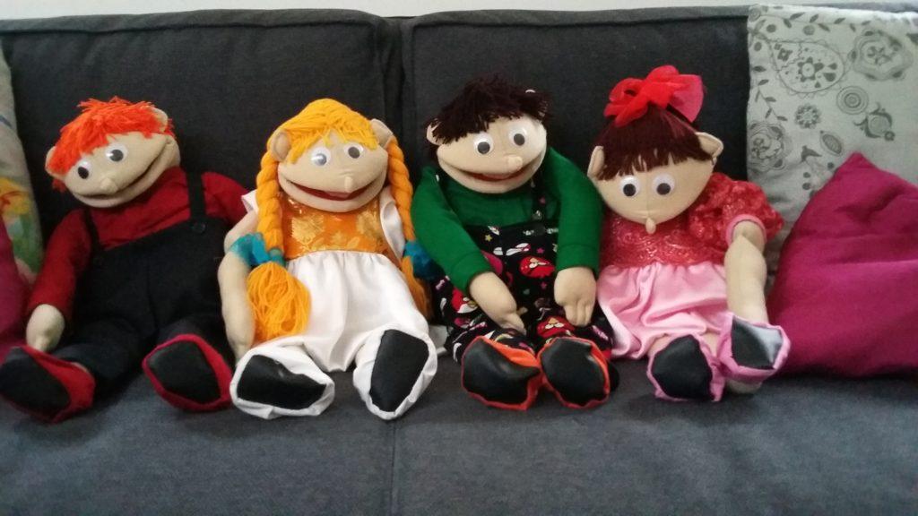 Suraj en zijn vriendjes